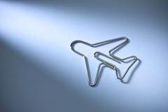 Абстрактная предпосылка самолета перемещения Стоковые Изображения