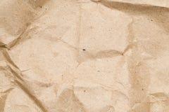абстрактная предпосылка скомканная бумага стоковое фото rf