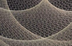 Абстрактная предпосылка строки принятых потоков Стоковое Изображение RF