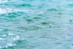 Абстрактная предпосылка с водой клокочет текстура Стоковые Фотографии RF