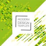 Абстрактная предпосылка с геометрическим дизайном Иллюстрация вектора