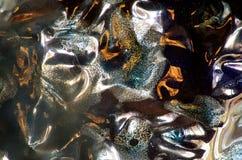 Абстрактная предпосылка с картиной своеобычности в multicolor стоковое фото