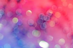 абстрактная предпосылка с кружками и слепимостью Стоковое Фото