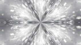 Абстрактная предпосылка с серебряным калейдоскопом Стоковое Изображение RF