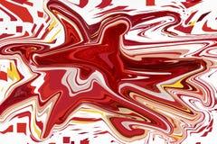 Абстрактная предпосылка, текстура, картина, или касаясь изобразительного искусства, особенно включающ рисовать, гравируя Стоковые Фото