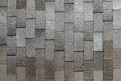 Абстрактная предпосылка текстурированных черно-белых сияющих керамических плиток стоковые фотографии rf