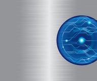 Абстрактная предпосылка техника Стоковое Изображение RF