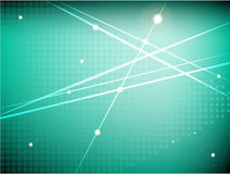 абстрактная предпосылка тонизирует бирюзу Стоковое Изображение RF