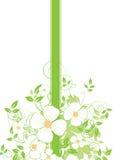 абстрактная предпосылка флористическая бесплатная иллюстрация