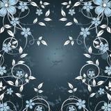 абстрактная предпосылка флористическая иллюстрация штока
