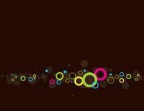 абстрактная предпосылка цветастая Стоковое Изображение RF