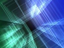 абстрактная предпосылка цифровая Стоковая Фотография RF