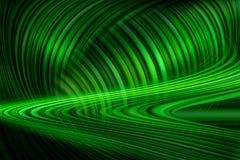 Абстрактная предпосылка. Энергия и окружающая среда. Стоковые Изображения