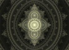 абстрактная предпосылка юлианская Стоковая Фотография