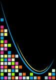 абстрактная предпосылка яркая Стоковая Фотография RF