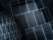 Абстрактная предпосылка Стоковые Фотографии RF