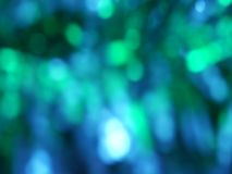 Абстрактная предпосылка bokeh зеленого света сток-видео