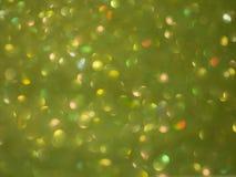 Абстрактная предпосылка bokeh с сияющими sparkles defocus скопируйте космос иллюстрации праздника рождества предпосылки вектор ed Стоковые Изображения RF