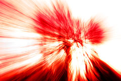 абстрактная предпосылка fiery Стоковое Изображение