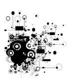 абстрактная предпосылка grungy бесплатная иллюстрация