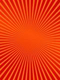 абстрактная предпосылка разрывала красный цвет Стоковая Фотография RF
