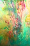 абстрактная предпосылка цветастая Стоковое Изображение
