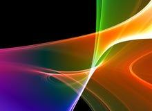 абстрактная предпосылка цветастая Стоковая Фотография