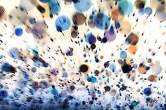 абстрактная предпосылка динамически Стоковые Изображения