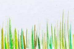 Абстрактная предпосылка акварели формируя нашивками Стоковое Фото
