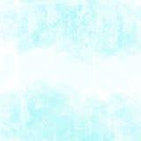 Абстрактная предпосылка вектора в свете - голубых цветах Стоковые Изображения