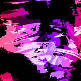 Абстрактная предпосылка вектора в ярких цветах Стоковая Фотография RF