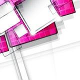 Абстрактная предпосылка вектора Стоковая Фотография RF