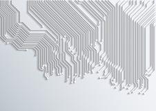 Абстрактная предпосылка - версия РАСТРА Стоковые Изображения