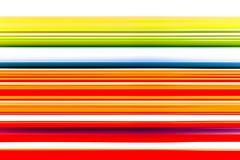 Абстрактная предпосылка вертикального цветного барьера радуги Стоковая Фотография