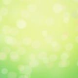 Абстрактная предпосылка весны с defocused bokeh, wi текстуры нерезкости Стоковое Фото