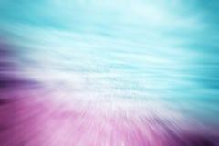 Абстрактная предпосылка движения воды Стоковые Изображения