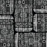 Абстрактная предпосылка в сером цвете Стоковые Изображения RF