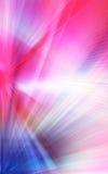 Абстрактная предпосылка в фиолетовых, розовых, голубых и белых цветах Стоковая Фотография RF