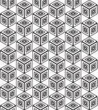 абстрактная предпосылка геометрическая Стоковая Фотография