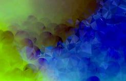 абстрактная предпосылка геометрическая бесплатная иллюстрация