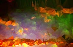 абстрактная предпосылка геометрическая иллюстрация штока