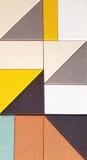 абстрактная предпосылка геометрическая Стоковые Фото