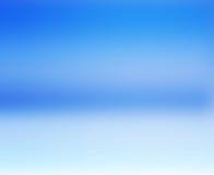 Абстрактная предпосылка голубого неба Стоковое Изображение