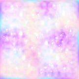 Абстрактная предпосылка звезды Стоковое Фото