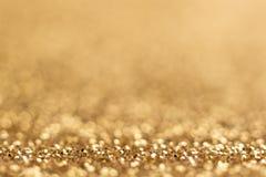 абстрактная предпосылка золотистая Стоковое Изображение
