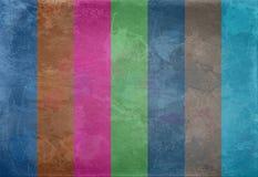 Абстрактная предпосылка картины цвета стиля Grunge Стоковые Изображения
