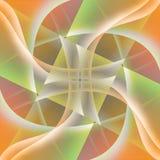 Абстрактная предпосылка картины Стоковые Изображения RF