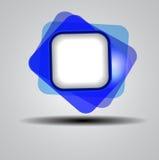 Абстрактная предпосылка квадратов цвета иллюстрация вектора