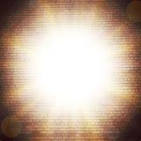 Абстрактная предпосылка кирпича расплывчатые световые эффекты бесплатная иллюстрация