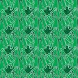 абстрактная предпосылка Конец предпосылки ветви ели вверх Ветви сосны рождественской елки Стоковое Изображение RF